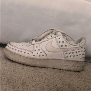 Nike AIR size 38 with stars